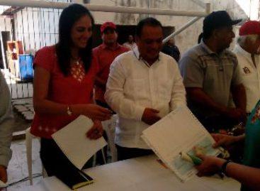 Entregan seguro para la cobertura de daños a ganaderos de Ixhuatán, Oaxaca