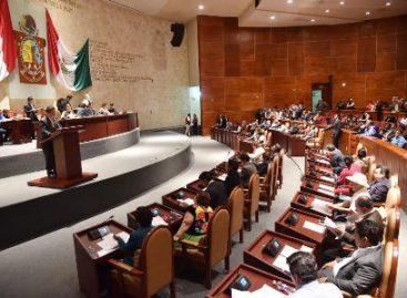 Aprueba LXIII Legislatura Paquete Fiscal 2017; asciende a 62 mil 219 mdp