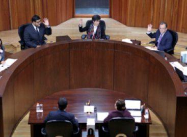 Constitucional y legal reglamentación de grupos parlamentarios en estatutos de partidos políticos: TEPJF