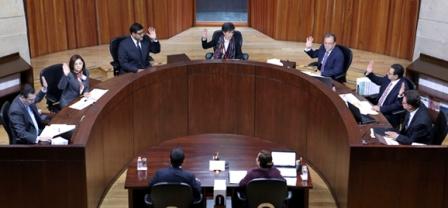 Agrupamiento de legisladores