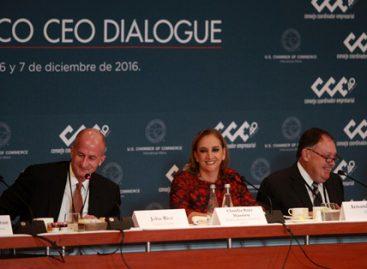 Analizan importancia de facilitar el comercio a través de la frontera entre Estados Unidos y México