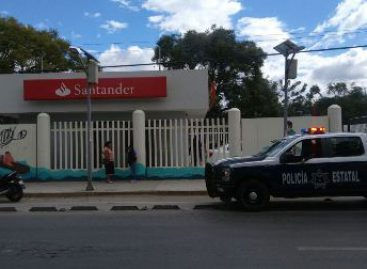 Oaxaca de asaltos ridículos a hechos muy graves