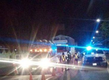 Arrestados siete conductores en estado de ebriedad durante Operativo Alcoholímetro