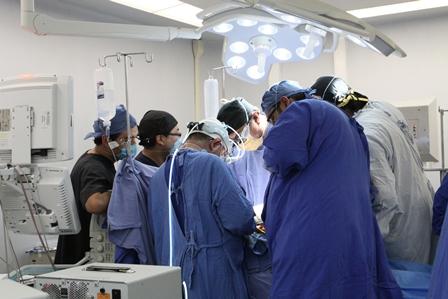 Con trasplante de médula ósea