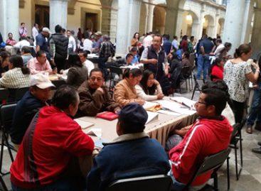 Registra y acredita SEGEGO a autoridades de 531 municipios de Oaxaca