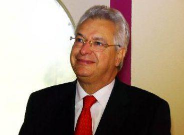 Benito Andión Sancho, representante Especial del Secretario General de la ONU para el Salvador