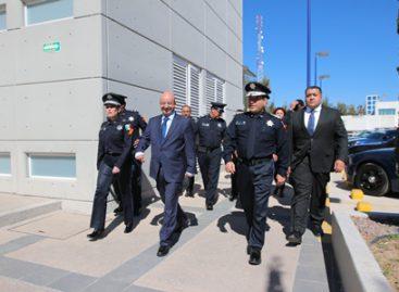 Inauguran oficina regional occidente de la Unidad de Asuntos Internos de la Policía Federal
