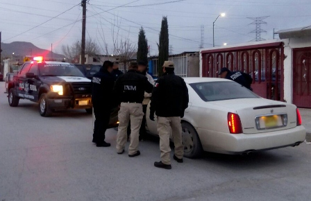 Cumplimenta Policía Federal órdenes de aprehensión