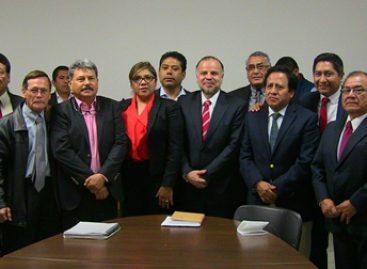 Nombran a siete nuevos directivos del Instituto Estatal de Educación Pública de Oaxaca