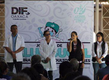 Niños y adultos mayores, prioridad del DIF Oaxaca