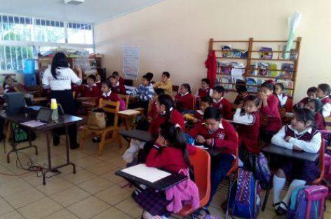 Inicia DIF Oaxaca pláticas sobre la prevención del delito de trata de personas