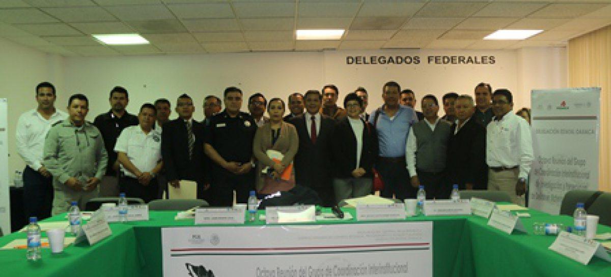 Presentan propuestas del Protocolo de Actuación PGR-PEMEX en materia de hidrocarburos