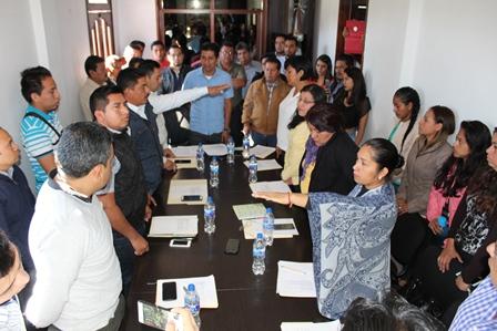 Presidente municipal de Santa Cruz Xoxocotlán