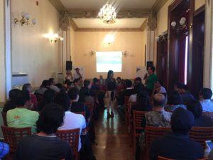 Participan cien aspirantes