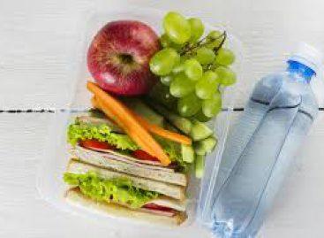 En este regreso a clases, recomienda IMSS a padres de familia proporcionar refrigerios nutritivos
