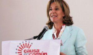 Presidenta de Causa en Común