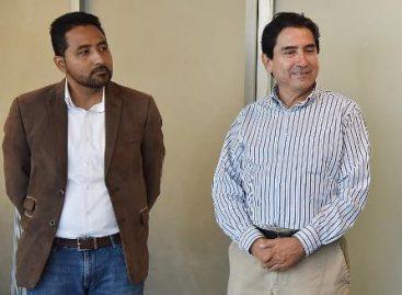 Presentan a director de Comunicación Social del Congreso de Oaxaca
