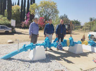 Rehabilitan pozos profundos para evitar desabasto de agua en la capital y 10 municipios conurbados