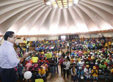 Hay fortaleza en el PRD para ganar el estado de México: Silvano Aureoles