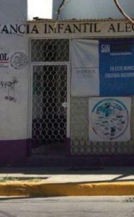 """Guardería """"Alegría"""" dejó de pertenecer al Programa de Estancias Infantiles de Sedesol"""