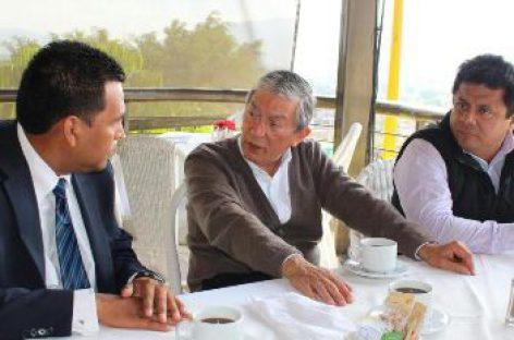 Expone CANACINTRA inquietudes y opiniones del sector empresarial a la CFE
