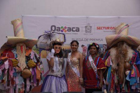 Invita SECTUR Oaxaca a disfrutar del Carnaval Putleco 2017