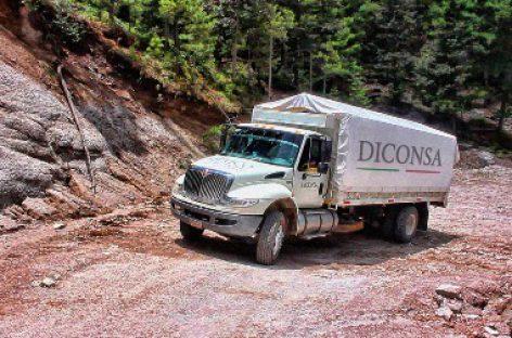 Conducen choferes de Diconsa hasta 17 horas para llevar alimento a límites de Durango y Sinaloa