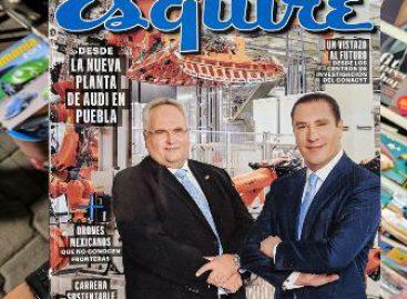 Aparición de Rafael Moreno Valle en portada y spot, dentro de límites legales permitidos