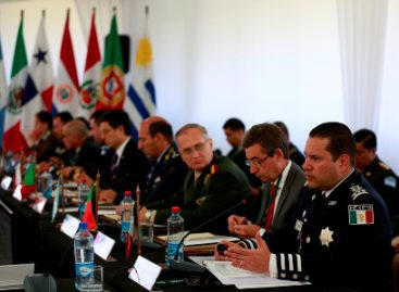 Fortalece la CNS cooperación internacional en materia de prevención del delito