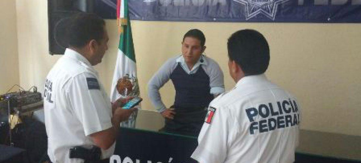 Imparte Policía Federal honorario plática a personal en el Estado de México