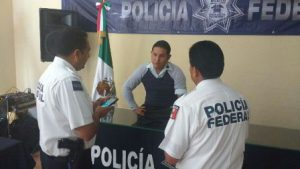Policía Federal honorario