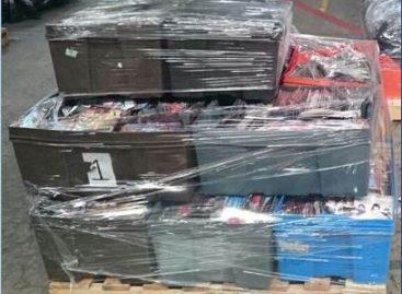Asegura Policía Federal inmuebles y equipo utilizado para elaborar y distribuir material apócrifo