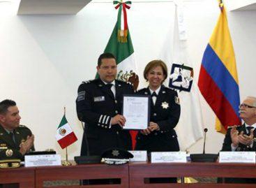 Asume Policía Federal de México la presidencia de la Escuela Iberoamericana de Policía