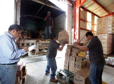 Entrega Diconsa 603 toneladas mensuales de alimento en zonas altas de Hidalgo