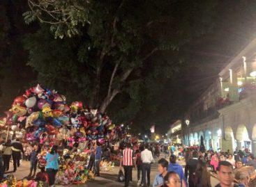 Registra Oaxaca incremento de afluencia turística en primer fin de semana largo: SECTUR