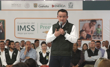 Director General del IMSS