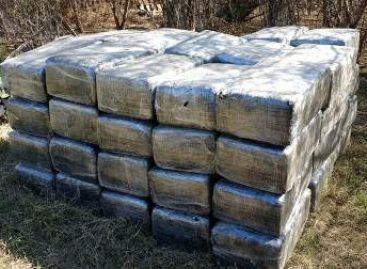 Aseguran cerca de cuatro toneladas de marihuana en Nuevo Laredo, Tamaulipas