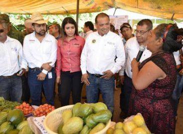 Inauguran Expo Feria Agrícola y Ganadera de Matías Romero, Oaxaca
