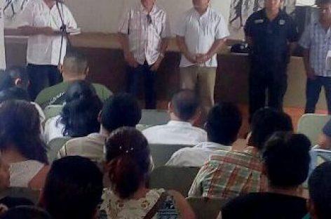Inicia Fiscalía General de Oaxaca campaña de prevención de la violencia y la delincuencia