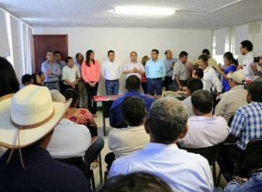 Elaboran SAGARPA y SEDAPA con productores de sorgo estrategia para incentivar el cultivo