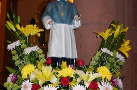 Celebran periodistas de la Mixteca a su santo patrón San Francisco de Sales