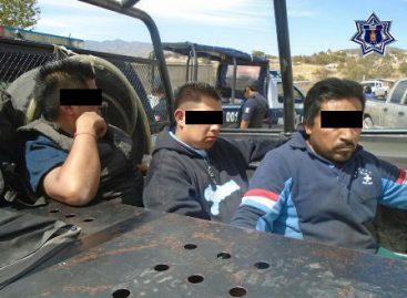 Desarticulan banda presuntamente dedicada al robo domiciliario en la Mixteca de Oaxaca