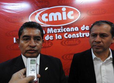 Electo Geovanni Avelino Ortega Ramírez como nuevo presidente de la CMIC-Oaxaca
