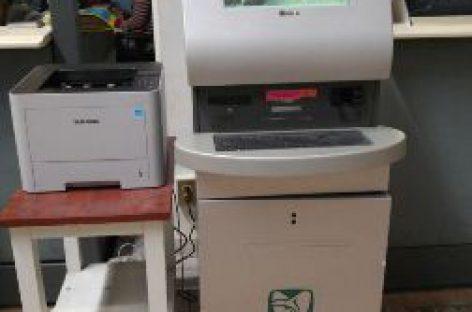 Con la instalación de Kiosco avanza IMSS Oaxaca en tecnología digital