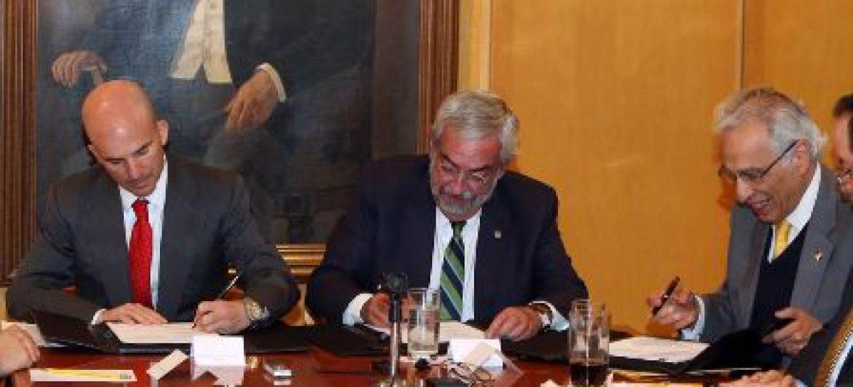Suscriben Convenio Pemex y Fundación UNAM que establece Premio a la Innovación