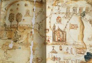 El Códice de San Agustín de las Cuevas, donde se le da el título primordial a los pueblos de Tlalpan.