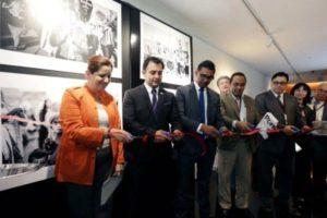 Inauguran exposición fotográfica