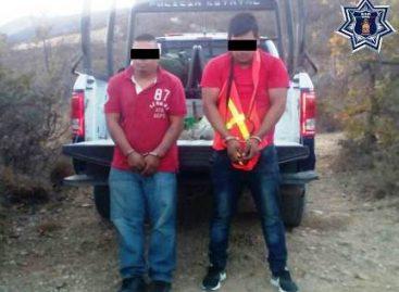 Detiene Policía Estatal a banda que asaltaba en la carretera Oaxaca-Istmo