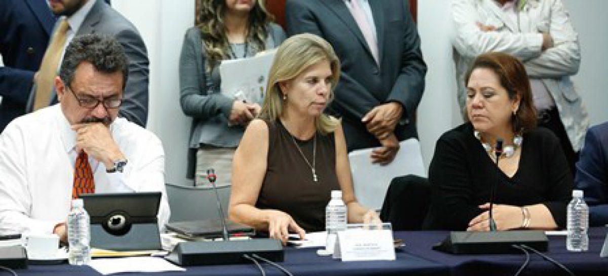 Precisan comisiones del Senado método de evaluación de aspirantes a titular de Fiscalía Anticorrupción