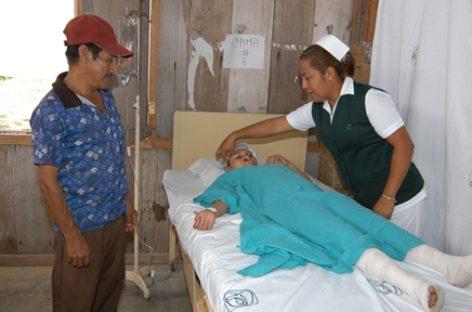 Con técnica quirúrgica integral, médicos del IMSS reconstruyen labio y paladar hendido